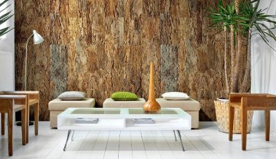 Можно ли красить пробковое покрытие на стене?